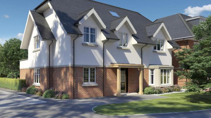 Heathbourne Village, Birchville Court