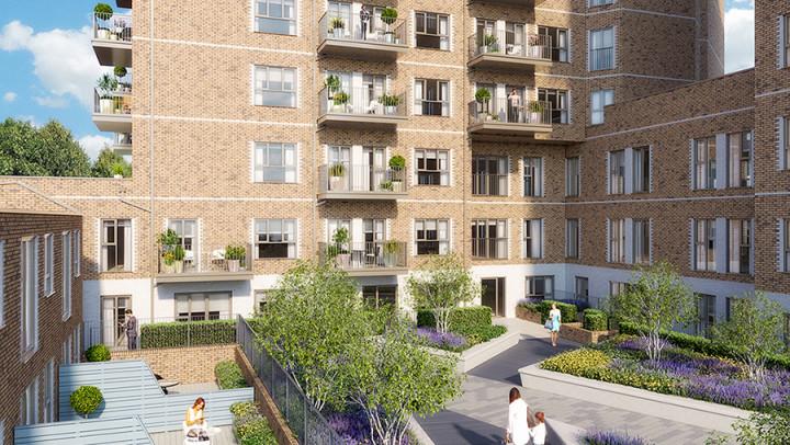 12 Bluenote Apartments