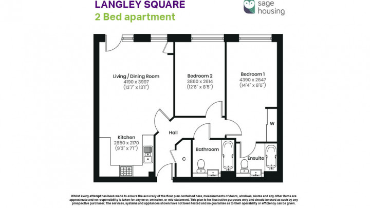 596 Langley Square