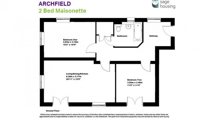 12 Archfield
