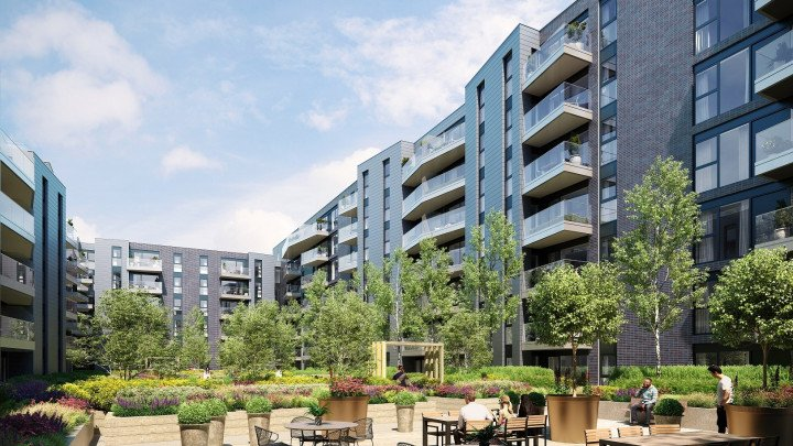 Photo of L&Q at Greenwich Square