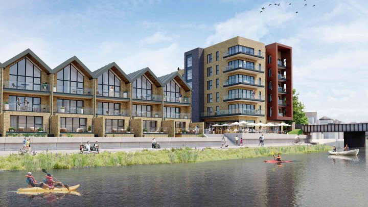 Shared Ownership at The Waterfront