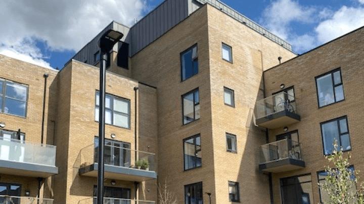 12 Preece Apartments