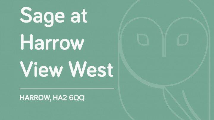 Harrow View West