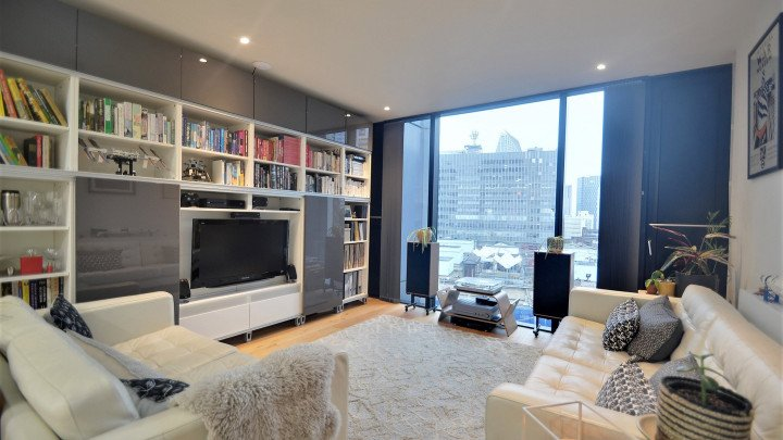 Strata Tower - Two Bedroom Apartment